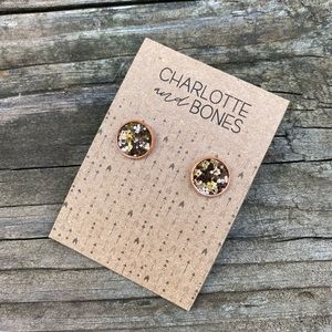 Metal Studs ~ Autumn Glitter